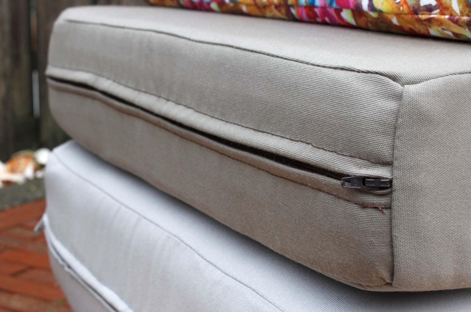 Comfort kussens (zilver)